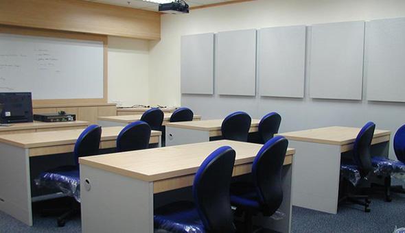 GE Pacific Pte. Ltd. - Training Room
