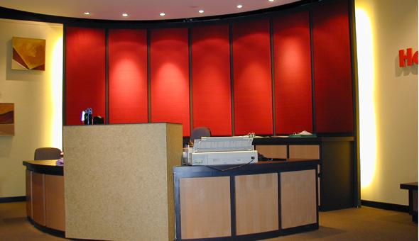 Honeywell Rotary Pte Ltd -  Reception Area
