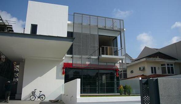 Branksome Road - Exterior View