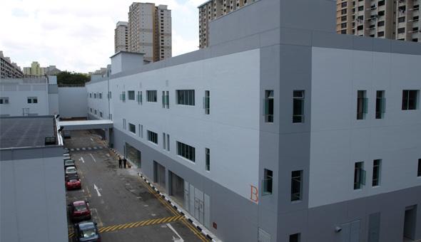 Jackson International Pte Ltd - Exterior View