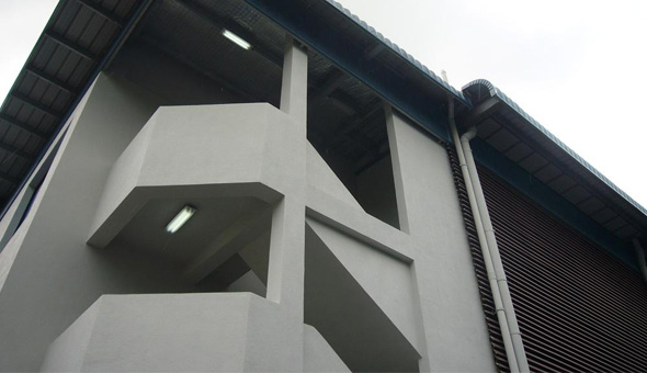 Messier Services Asia Pte Ltd - Exterior View
