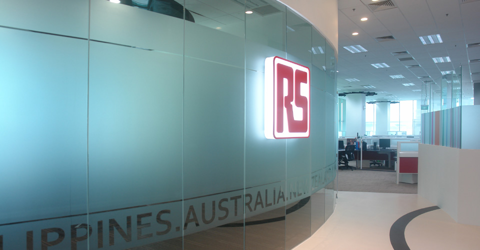 RS Components Pte Ltd - Entrance - 3rd Floor