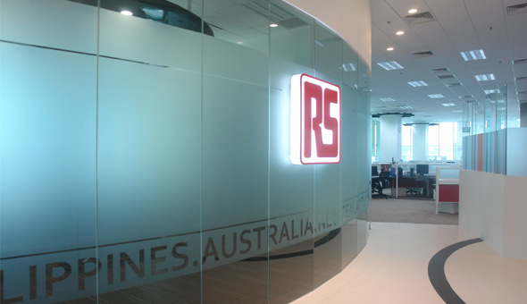 RS Components Pte Ltd - Entrance (3rd floor)