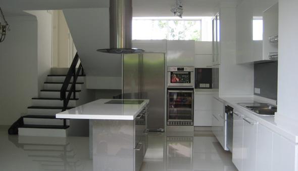 Watten View - Kitchen View 2
