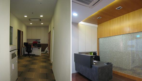 MCCL - Reception and Corridor copy